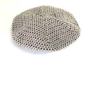 Accessories - Dots Wool Lurex Beret Hat